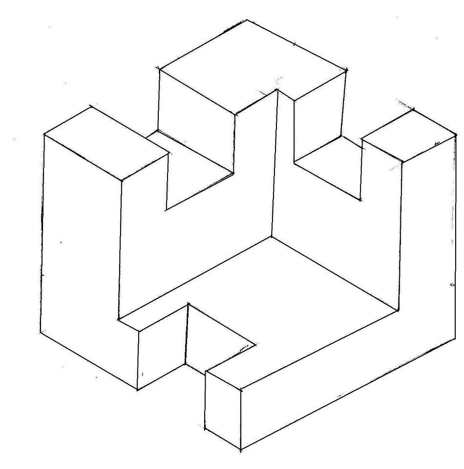 Dibujo t cnico blog pd bd b ped for Plano de planta dibujo tecnico